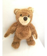 Steiff Light Brown Teddy Bear Plush Stuffed Animal Tan Face Paws - $59.38