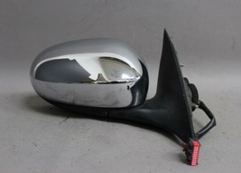 04 05 06 07 08 Jaguar X-TYPE Right Passenger Side Power Chrome Door Mirror Oem - $148.49