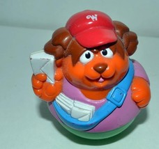 Playskool Weebles Weeble Mail Letter Carrier Preschool Toy Figure - $2.99