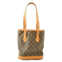 LOUIS VUITTON Monogram Bucket PM Shoulder Bag M42238 LV Auth sa2271 **Sticky image 3