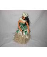"""Neat 12"""" 1984 DSTK Hawaii Hawaiian HULA Girl Battery Operated - $17.34"""