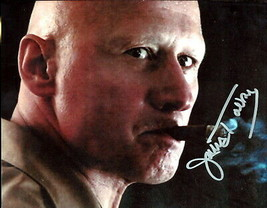 James Tolkan signed color photo. Nice! Back To The Future. Top Gun. - $42.55