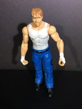 WWE Wrestling Mattel Basic Signature Series 2014 Dean Ambrose Figure - $9.89