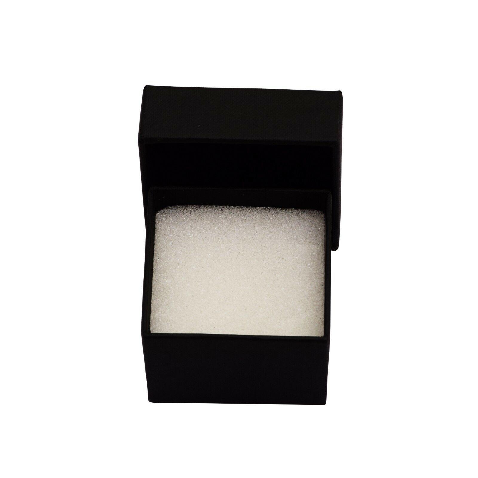 925 Sterling Silver Blue Onyx button Design Stone Stud Earring Fine Jewelry Art