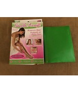 Smooth Away Hair Removal Idea Village As seen on TV Exfoliate while remo... - $14.50