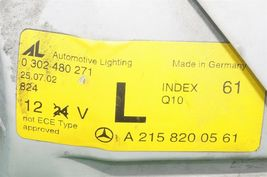 01-02 Mercedes W215 CL500 CL600 CL55 AMG Xenon HID Headlight Driver LEFT LH image 7