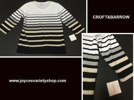 Croft   barrow striped shirt web collage thumb200