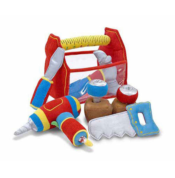 Baby's First Toolbox Fill and Spill by Melissa & Doug