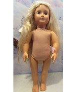 """Our Generation  Doll Battat From Hair To There Hair Grow  18"""" blonde bro... - $21.04"""