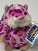 Ganz Webkinz Plush PIXIE Mazin Hamster Pink First Edition Stuffed Animal... - $11.39