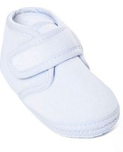 First Impressions Velour Bootie, White, Size 2 - $10.88