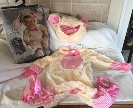 Rubie's Costume Baby-girls Infant Noah Ark Lil Lamb Costume Beige/Pink Newborn - $24.74