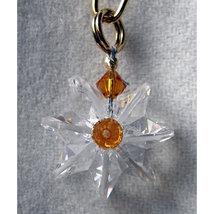 Crystal Daisy Hair Jewel image 3