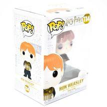 Funko Pop! Harry Potter Ron Weasley Sick Puking Slugs #114 Vinyl Action Figure image 5