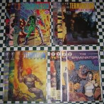 Dark Horse: Terminator: 4 Complete Sets ~ 15 books, Combine Free ~ Lot C... - $23.50