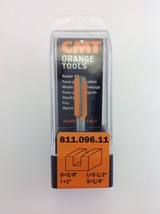 "CMT 811.096.11 Straight Router Bit, 1/4"" Shank,  3/8"" Diameter,  Made in Italy - $12.30"