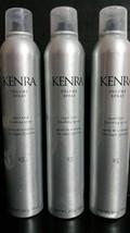 Kenra 25  VOLUME SUPER HOLD FINISHING HAIR SPRAY 10 oz (Pack of 3) - $42.00