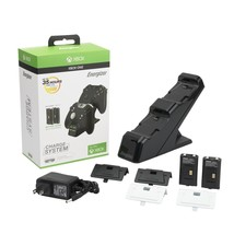 PDP Energizer Xbox One Controller Charger with Rechargeable Battery Pack... - $40.65