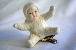 Dept 56 Snowbabies Winged Clip On Ornament #79405 - $6.29