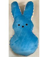 Blue Peeps Plush Stuffed  Easter Bunny 17 in - $37.61