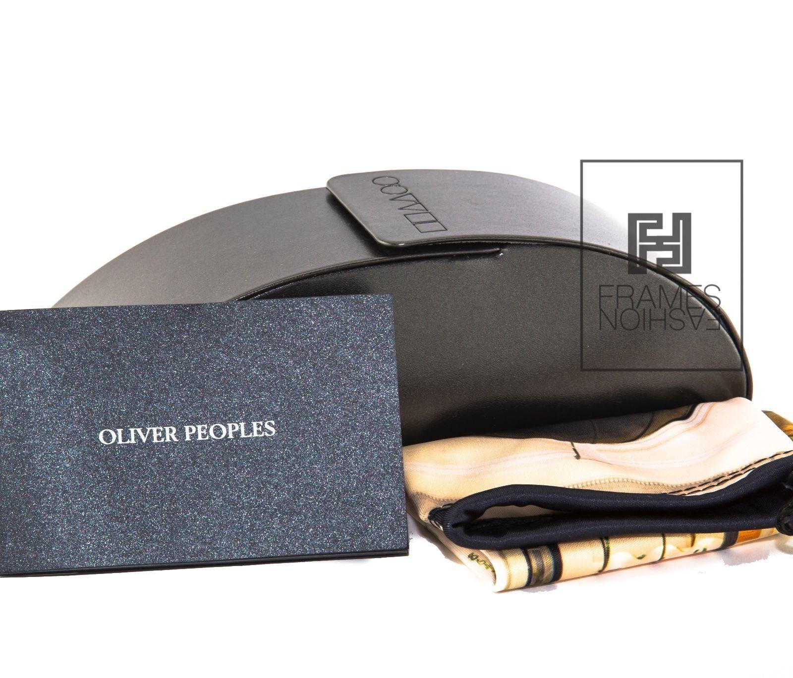 OLIVER PEOPLES Jannsson Sun OV5242S Honey Brown VFX Photochromic Sunglasses 5242 image 8