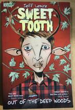 Sweet Tooth Vol #1 TPB Jeff Lemire Vertigo Comics DC Comics - $29.39