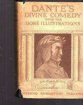 The Divine Comedy of Dante Alighieri Inferno Purgatory (Dore illustratio... - $309.50