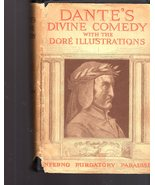 The Divine Comedy of Dante Alighieri Inferno Purgatory (Dore illustratio... - $259.95