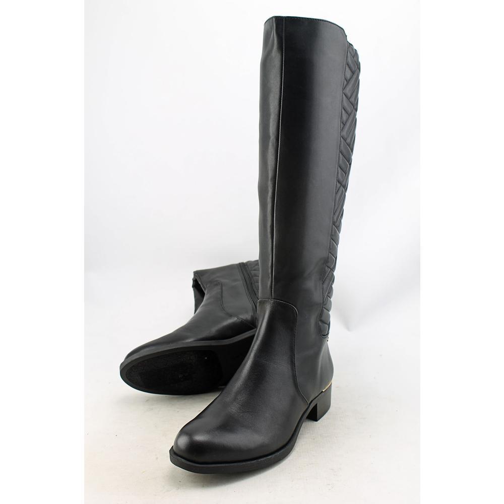 8fa48212ea8 S l1600. S l1600. Previous. NWB! Calvin Klein Garcella Cow Kansas Women US  Knee High Boot Select Size