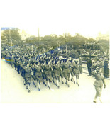 WWII WW2 Royal Canadian Air Force WOMEN Troops March Parade Photo 8 x 10 - $29.70