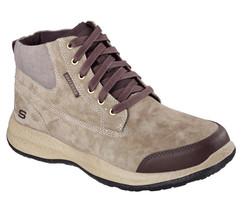 Men's SKECHERS Relaxed Fit Bursen - Teven Boot, 64852 /LTBR Sizes 8-14 L... - £62.59 GBP