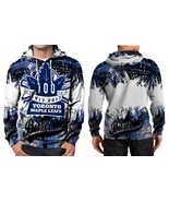 NEW !! 100th Toronto Maple Leafs Men's Hoodie - $42.99+