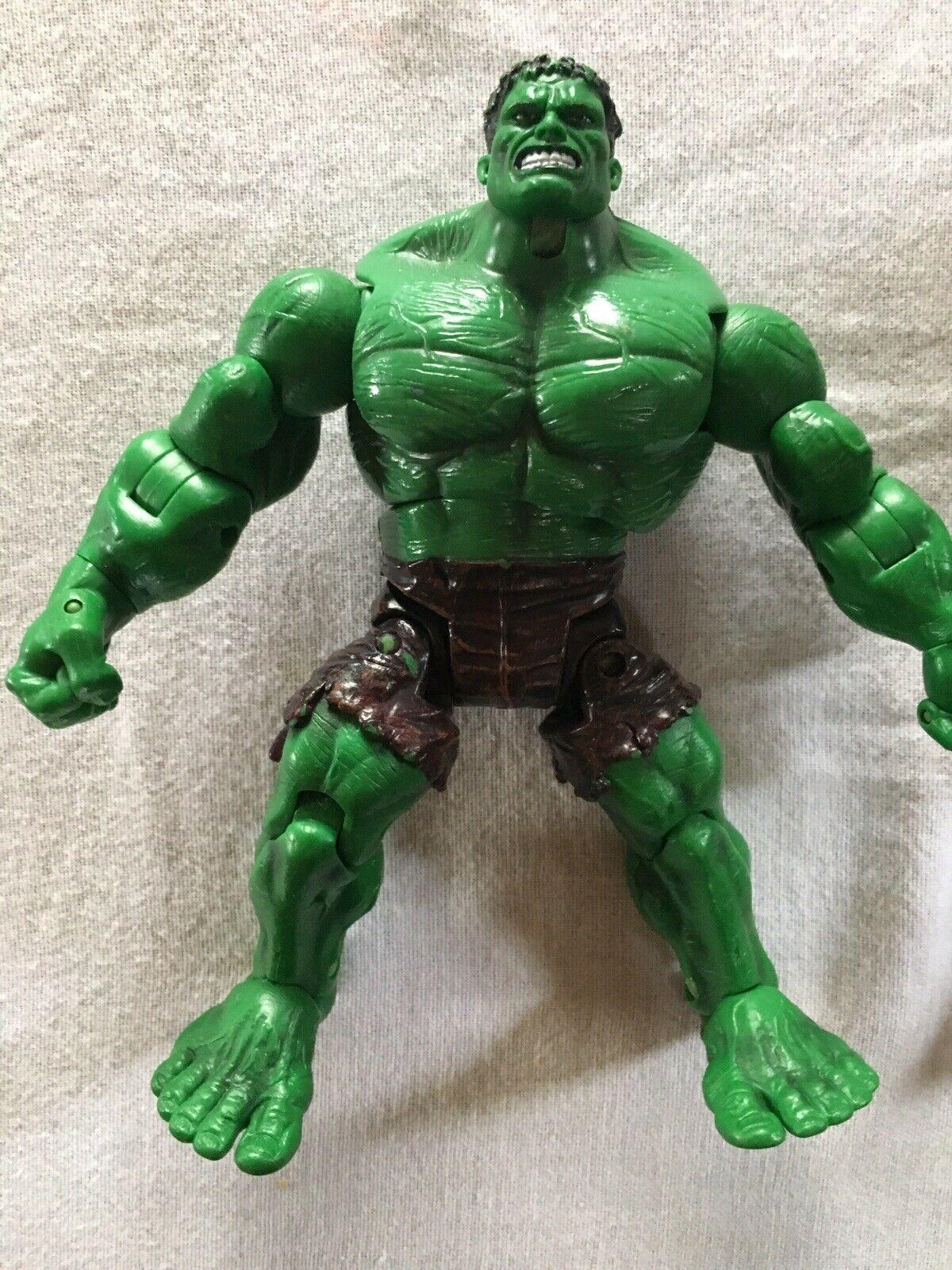2002 Incredible Hulk action figure