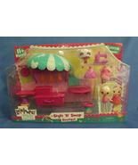Toys Dolls New Lalaloopsy Style N Swap Boutique Suzette La Sweet 11 pc - $15.95