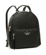 Kate Spade Jackson Medium Backpack ~ Black Pebbled Leather ~ NWT - $154.95