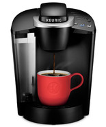 Keurig K-Classic Single Serve, K-Cup Pod Coffee Maker, Black - $69.00