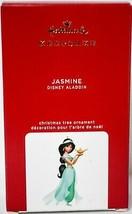 Hallmark  Jasmine  Disney's Aladdin  Disney Princess  Keepsake Ornament ... - $19.79