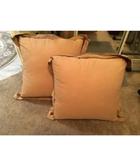 Desert Southwest Rustic Bedroom Throw Pillows (set of 2; gently used) - $50.00
