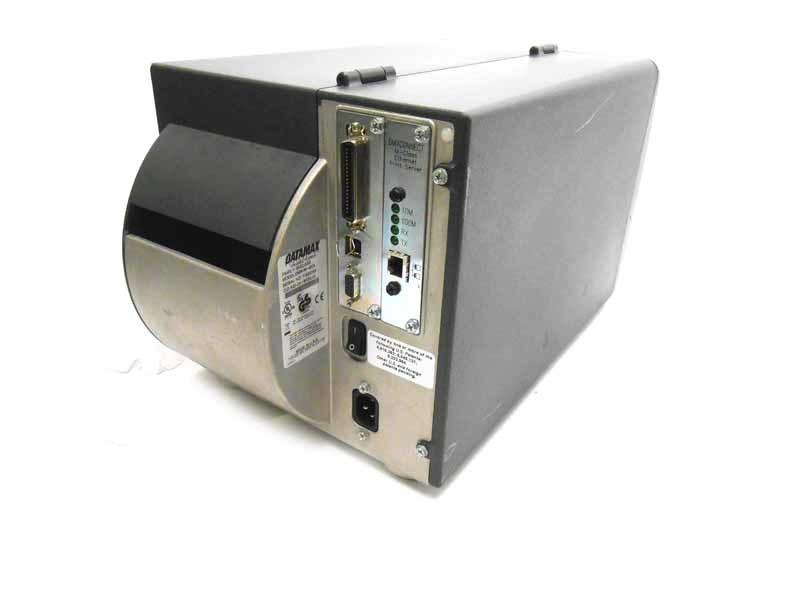 Datamax Network Label Thermal Printer DMX-M-4208 Bin:NC