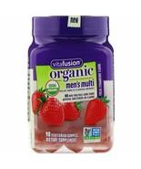 Vitafusion Organic Men's Multi 90 Vegetarian Gummies ( Pack of 2 ) - $20.54
