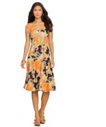 NWT WOMEN LAUREN RALPH LAUREN Petite Paisley Dress size PXS $150 - $50.48