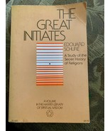 The Great Initiates: A Study of the Secret History of Religions, Schuré,... - $45.53