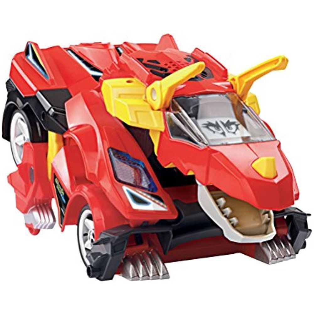 Vtech Switch And Go Dinos Turbo Bronco The RC Triceratops Vehicle NO REMOTE