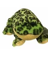 "Ganz Webkinz Bull Frog HS114 Plush Stuffed Animal 7"" Easter Gift Collect... - $12.16"