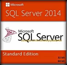 SQL Server 2014 Standard Edition 32 64 bit Life... - $99.99