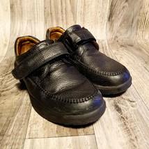 Dr.Comfort Mens Scott 9210 Sz 10 Black Leather Diabetic Orthopedic Slip ... - $39.99