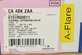 Goodman TX3N4 Expansion Valve Kits With Blanket Seals Bracket Copper Tubing image 10