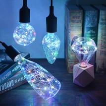 LED Night Light Bulbs Bedroom Study Decoration 220V LED String 110V E27 ... - €13,71 EUR
