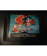 Sonic The Hedgehog 2 for the Sega Mega Drive Rare Mint Tested Works Great - $17.95