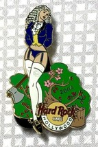 Hard Rock Cafe Hollywood CA 2004 President's Day Girl Pin George Washington  - $12.50